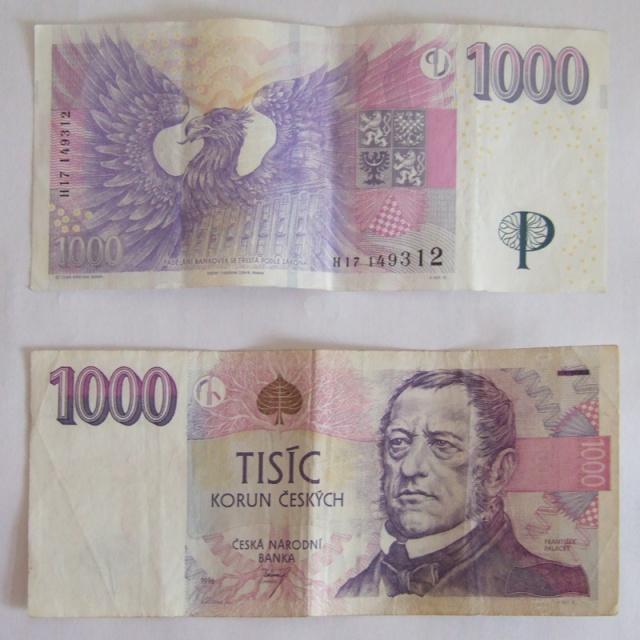 2000 tschechische kronen in euro